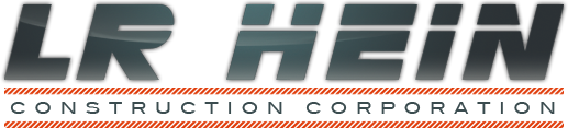 LR Hein Construction Corporation logo